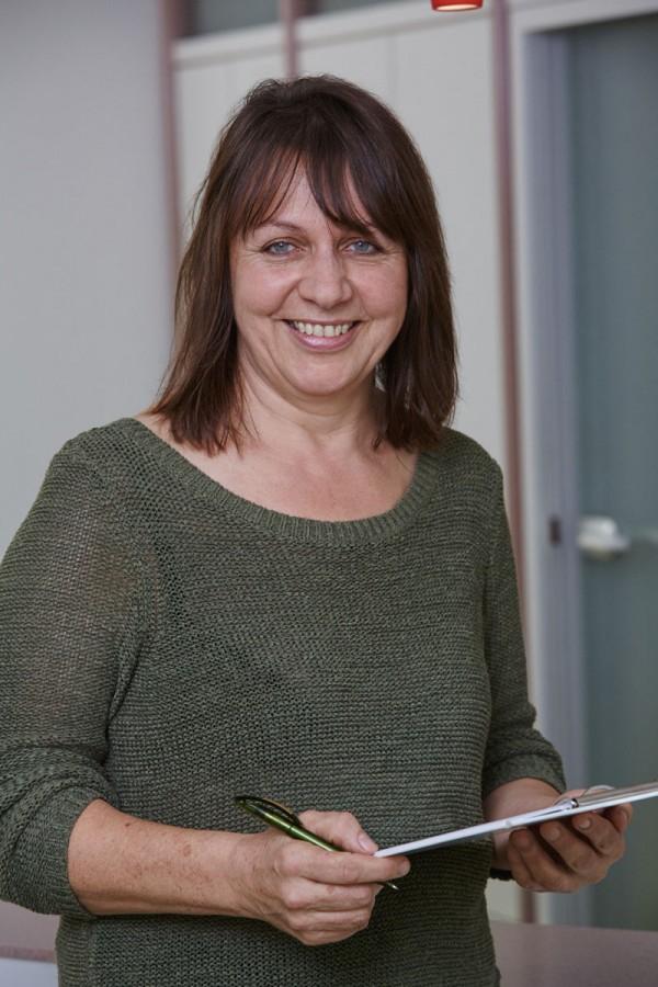 Barbara Rung: Vorsorgeuntersuchungen