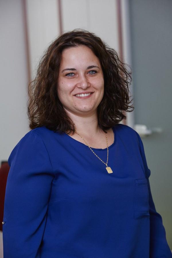 Janine Maglic: Patientenbetreuung