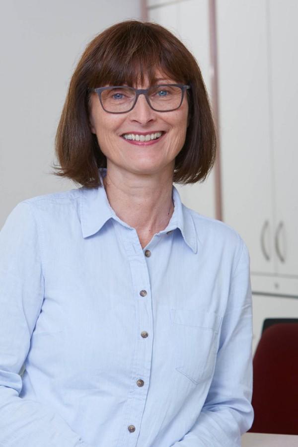 Maria Schichl: Patientenbetreuung